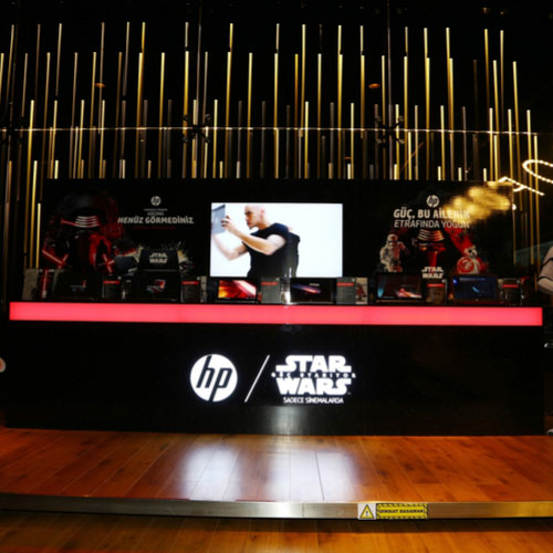 HP - Star Wars Event