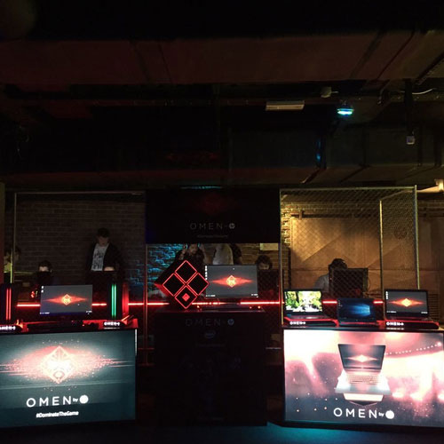 HP - The Game OMEN