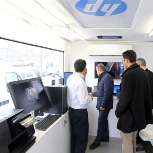 HP - Demo Days
